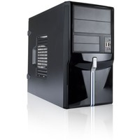 Корпус IN WIN EMR033, 450W, microATX, чёрный 2xUSB/Audio. Интернет-магазин Vseinet.ru Пенза
