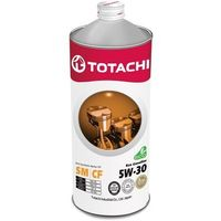 Масло моторное Totachi Eco Gasoline Semi-Synthetic SM/CF 5W-30, 1 л. Интернет-магазин Vseinet.ru Пенза