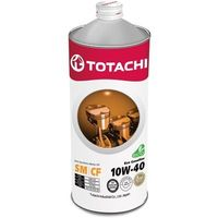 Масло моторное Totachi Eco Gasoline Semi-Synthetic SM/CF 10W-40, 1 л. Интернет-магазин Vseinet.ru Пенза
