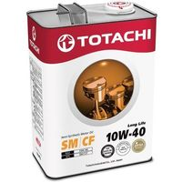 Масло моторное Totachi Long Life Semi-Synthetic SM/CF 10W-40, 4 л. Интернет-магазин Vseinet.ru Пенза