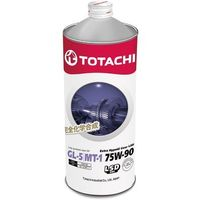 Масло трансмиссионное Totachi Extra Hypoid Gear LSD Fully Syn GL-5/MT-1 75/90, 1 л. Интернет-магазин Vseinet.ru Пенза