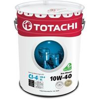 Масло моторное Totachi Eco Diesel Semi-Synthetic CI-4/CH-4/SL 10W-40, 20 л. Интернет-магазин Vseinet.ru Пенза