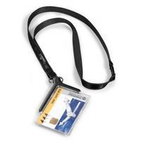 Фото Держатель для пропуска Durable 8207-58 CARD HOLDER DELUXE 54х85мм серый (упак.:10шт). Интернет-магазин Vseinet.ru Пенза