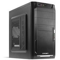 Корпус Crown CMC-400 black mATX (CM-PS450office). Интернет-магазин Vseinet.ru Пенза