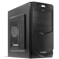 Корпус Crown CMC-401 black mATX (CM-PS450office). Интернет-магазин Vseinet.ru Пенза