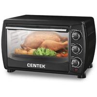 Электрическая печь CENTEK CT-1536-20 black 1400 Вт, 20 литров,таймер. Интернет-магазин Vseinet.ru Пенза