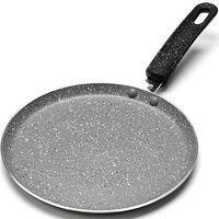 AK-0045/24N Сковорода алюминиевая блинная антипригарное покрытие GRANIT ALPENKOK d=24см (6). Интернет-магазин Vseinet.ru Пенза