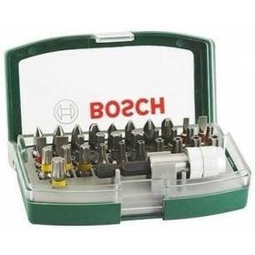 Набор бит Bosch 32 цветные