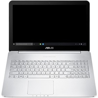"Ноутбук Asus N752VX-GC141T Core i7 6700HQ/12Gb/1Tb+1Tb/Blu-Ray/nVidia GeForce GTX 950M 4Gb/17.3""/FHD (1920x1080)/Windows 10 64/dk.grey/WiFi/BT/Cam. Интернет-магазин Vseinet.ru Пенза"