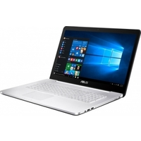 "Ноутбук Asus N752VX-GC278T Core i7 6700HQ/24Gb/2Tb/DVD-RW/nVidia GeForce GTX 950M 2Gb/17.3""/FHD (1920x1080)/Windows 10 64/dk.grey/WiFi/BT/Cam/6260mAh. Интернет-магазин Vseinet.ru Пенза"