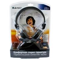 Гарнитура A4Tech HS-28 черный с оранжевым. Интернет-магазин Vseinet.ru Пенза