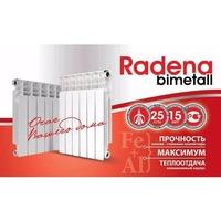 CN-RA Радиатор биметаллический RADENA BIMETALL CS 500 12 секции. Интернет-магазин Vseinet.ru Пенза