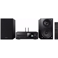 Микросистема Pioneer X-HM86D-B черный 130Вт/CD/CDRW/FM/USB/BT. Интернет-магазин Vseinet.ru Пенза