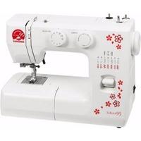 Швейная машина Janome Sakura 95 белый/цветы. Интернет-магазин Vseinet.ru Пенза