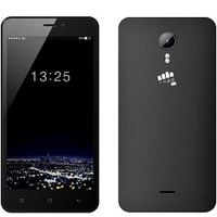 Смартфон Micromax Canvas Pace 2 plus Q479, 16Гб/LTE, 2 SIM, черный. Интернет-магазин Vseinet.ru Пенза