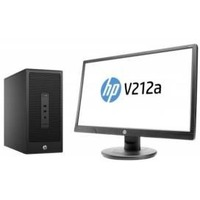 Комплект HP 280 G2, Intel Core i3 6100, DDR4 4Гб, 500Гб, Intel HD Graphics 530, DVD-RW, Free DOS, черный [v7q86ea]. Интернет-магазин Vseinet.ru Пенза