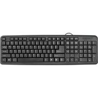 Клавиатура Defender HB-420 RU проводная, USB, черный . Интернет-магазин Vseinet.ru Пенза