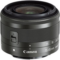 Canon EF-M 15-45 mm F/3.5-6.3 IS STM*. Интернет-магазин Vseinet.ru Пенза