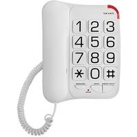 Фото Проводной телефон Texet TX-201 белый. Интернет-магазин Vseinet.ru Пенза