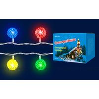 Гирлянда светодиодная ULD-S0280-020/DTA RGB IP20 BALLS (20 светодиодов, 2,8м, RGB). Интернет-магазин Vseinet.ru Пенза