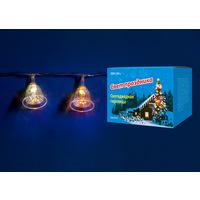 Гирлянда светодиодная ULD-S0280-020/DTA RGB IP20 BELLS (20 светодиодов, 2,8м, RGB). Интернет-магазин Vseinet.ru Пенза