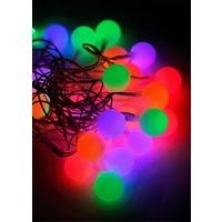 Гирлянда КОСМОС 30LED BigBALL RGB (шарики 2,5см, мультиколор). Интернет-магазин Vseinet.ru Пенза