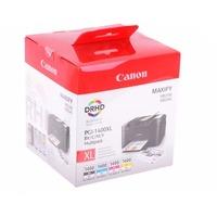 Картридж струйный Canon PGI-1400XL BK/C/M/Y 9185B004 черный/голубой/пурпурный/желтый набор карт. для Canon Maxify МВ2040/2340. Интернет-магазин Vseinet.ru Пенза