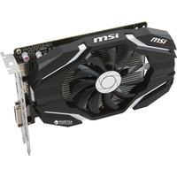 Видеокарта MSI GeForce GTX 1050 Ti, 4096 Мб, PCI-E 3.0, Ret (GTX 1050 Ti 4G OC). Интернет-магазин Vseinet.ru Пенза