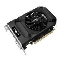 Видеокарта Palit PCI-E PA-GTX1050Ti StormX 4G nVidia GeForce GTX 1050TI 4096Mb 128bit GDDR5 1290/7000 DVIx1/HDMIx1/DPx1/HDCP Ret. Интернет-магазин Vseinet.ru Пенза