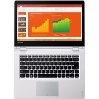 "Трансформер Lenovo IdeaPad Yoga 510-14ISK Core i7 6500U/8Gb/1Tb/Intel HD Graphics 520/14""/IPS/Touch/FHD (1920x1080)/Windows 10/white/WiFi/BT/Cam. Интернет-магазин Vseinet.ru Пенза"