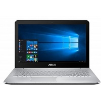 "Ноутбук Asus N552VW-FY253T Core i5 6300HQ/8Gb/1Tb/SSD128Gb/DVD-RW/nVidia GeForce GTX 960M 2Gb/15.6""/FHD (1920x1080)/Windows 10 64/grey/WiFi/BT/Cam/3200mAh. Интернет-магазин Vseinet.ru Пенза"