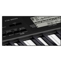 Синтезатор CASIO CTK-3200 (61Key,400Ton,150Rh,6Trk.Seq,Sampler(1x1сек или 3x0.3сек),USB,AUX. +БП. Интернет-магазин Vseinet.ru Пенза
