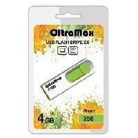 OLTRAMAX OM-4GB-250-зеленый. Интернет-магазин Vseinet.ru Пенза