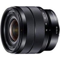 Объектив SEL-1018 E 10-18mm f/4 OSS Lens. Интернет-магазин Vseinet.ru Пенза