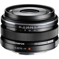 Объектив 17mm f/1.8 M.Zuiko Digital черный. Интернет-магазин Vseinet.ru Пенза