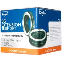 Удл. Кольцо KENKO DG EXTENSION TUBE 10/16mm for SONY E-mount. Интернет-магазин Vseinet.ru Пенза