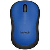 Мышь Logitech M220 SILENT Wireless Mouse Blue (910-004879). Интернет-магазин Vseinet.ru Пенза