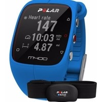 Пульсoметр POLAR M400 HR Blue. Интернет-магазин Vseinet.ru Пенза