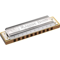 Губная гармошка Hohner M1896036 Marine Band Classic D-major. Интернет-магазин Vseinet.ru Пенза
