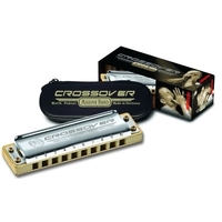 Губная гармошка Hohner M2009036 Marine Band Crossover D-major. Интернет-магазин Vseinet.ru Пенза