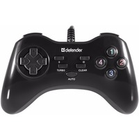 Геймпад Defender Game Master G2 USB (64258). Интернет-магазин Vseinet.ru Пенза