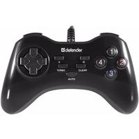 Фото Геймпад Defender Game Master G2 USB (64258). Интернет-магазин Vseinet.ru Пенза