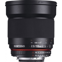 SAMYANG MF 16mm T2.2 ED AS UMC CS VDSLR Canon EF. Интернет-магазин Vseinet.ru Пенза