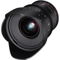 SAMYANG MF 20mm T1.9 ED AS UMC VDSLR Sony E (NEX). Интернет-магазин Vseinet.ru Пенза