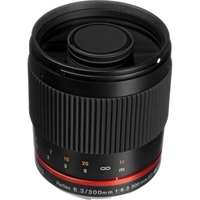 SAMYANG MF 300mm f/6.3 Mirror Fujifilm X. Интернет-магазин Vseinet.ru Пенза