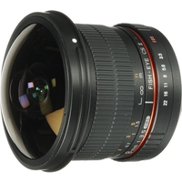 SAMYANG MF 8mm f/3.5 AS IF UMC Fish-eye CS II Pentax. Интернет-магазин Vseinet.ru Пенза
