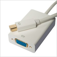 Адаптер PROLINK Mini DisplayPort (M) - VGA (F), 15см. (MP351). Интернет-магазин Vseinet.ru Пенза