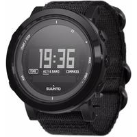 Наручные часы SUUNTO Essential Ceramic All Black TX (Textile). Интернет-магазин Vseinet.ru Пенза