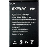 Аккумулятор Partner Explay Rio/Rio Play Li-i 1800 mAh. Интернет-магазин Vseinet.ru Пенза