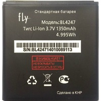 Аккумулятор Partner Fly BL4247 IQ442 Miracle / Explay Golf Li-i 1350 mAh. Интернет-магазин Vseinet.ru Пенза